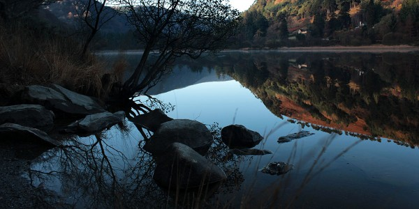 one day tours of wicklow from dublin visiting glendalough ;lake