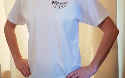 Brewery-Hops-T-Shirt-Front