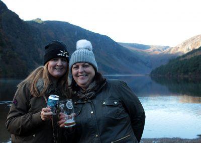 BreweryHops_047_Girls-at-lake