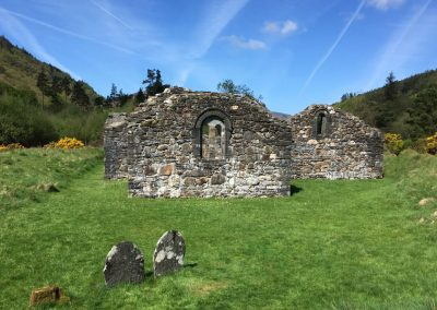 visits historic site on the 6 day northern delights tour