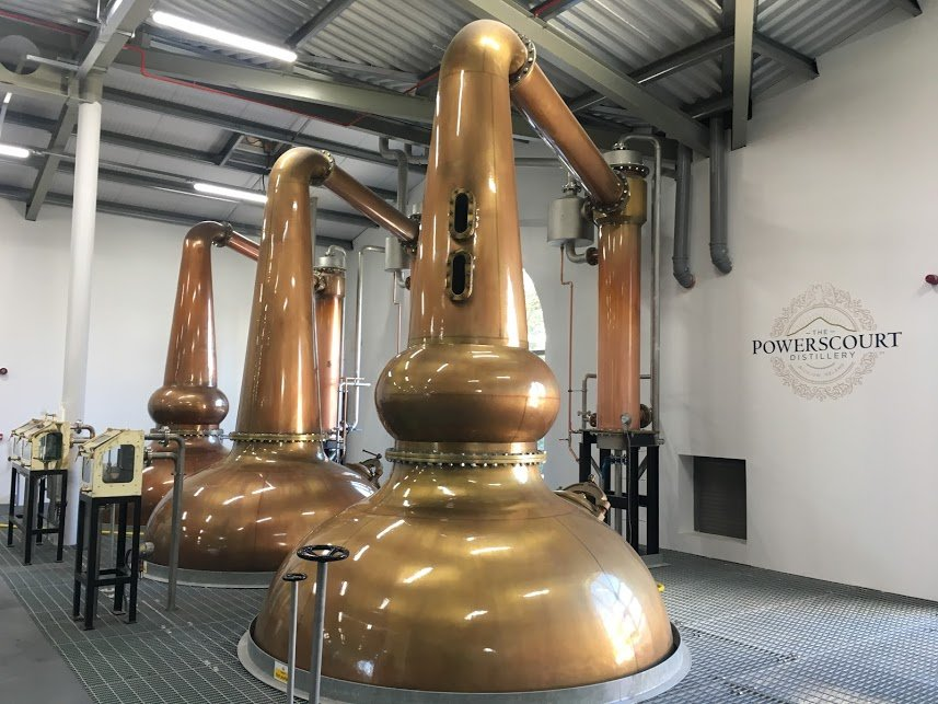 Irish whiskey goes from strength to strength