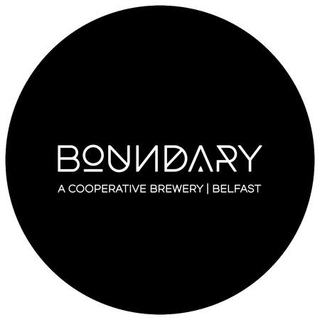BOUNDARY Brewery Logo