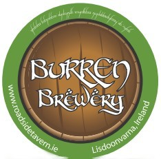 Burren Brewery logo